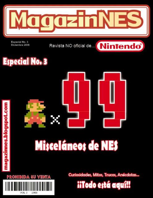 MagazinNES Especial #03 (E03)