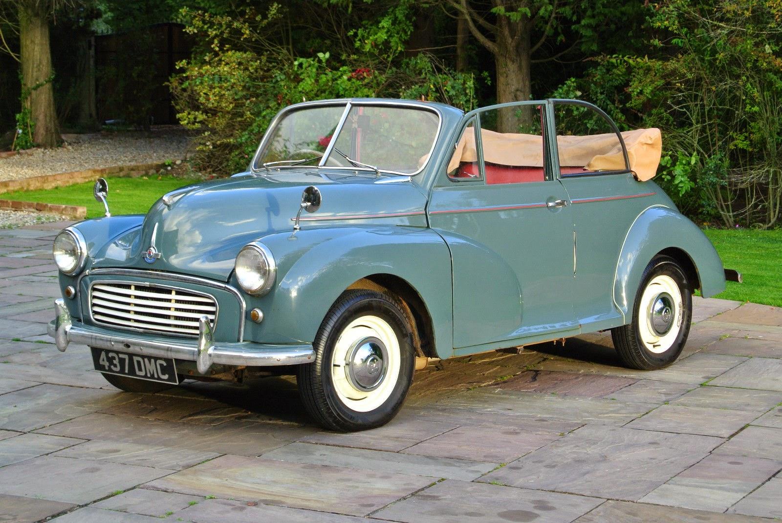 1955 Morris Minor Convertible | Auto Restorationice