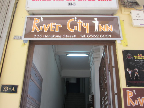 Hotel Murah di River City Inn