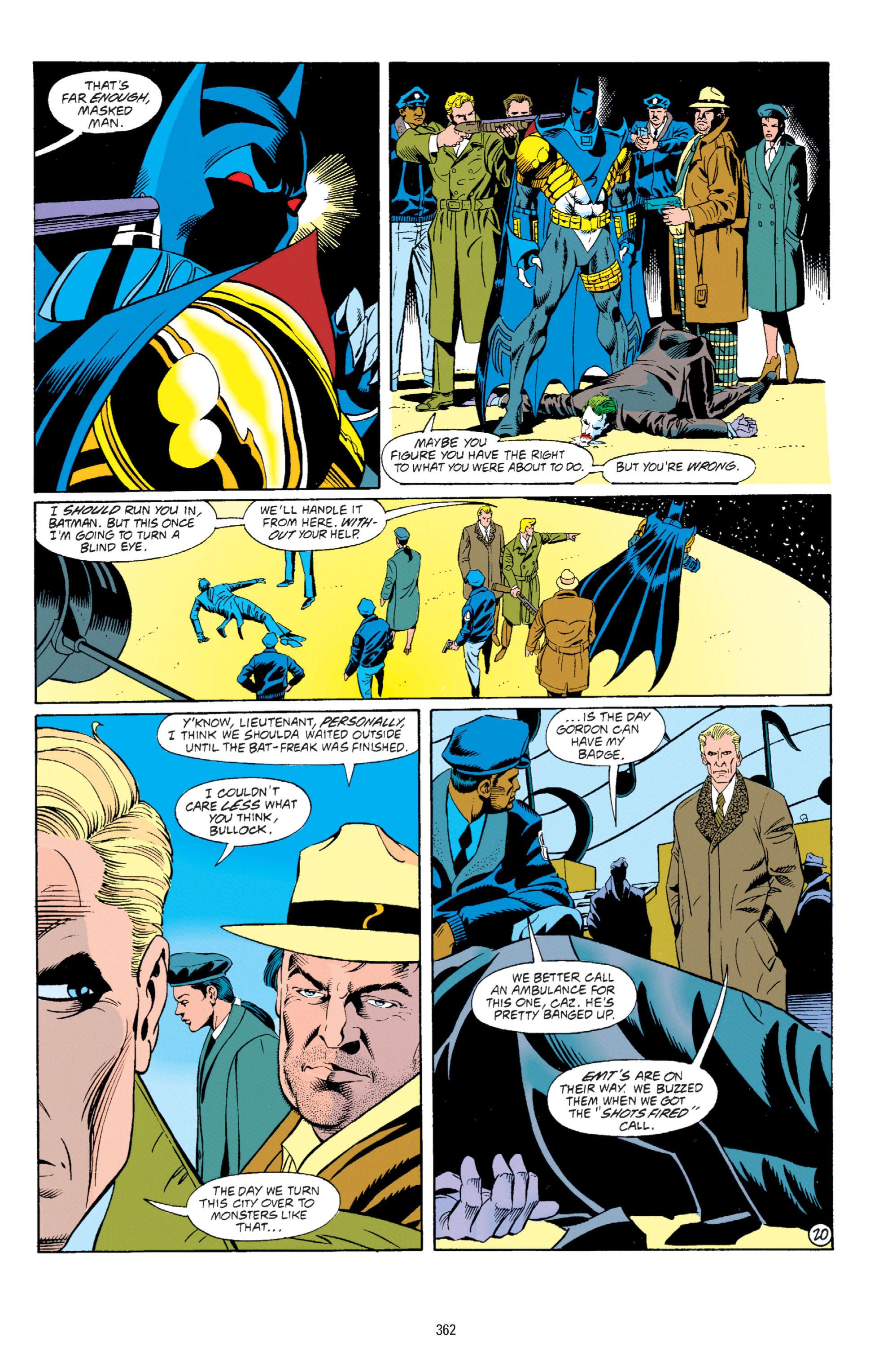 Detective Comics (1937) 673 Page 19