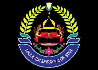 Majlis Bandaraya Alor Setar Logo Vector