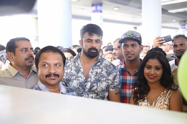 Tollywood Celebs at Hyderabadi Chai Adda Launch @ RGIA