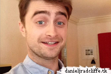 Daniel Radcliffe takes over Glamour UK's Twitter