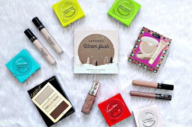 Sephora Makeup Haul