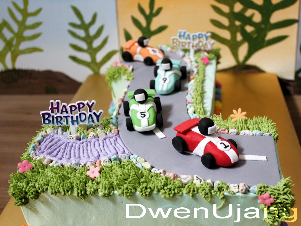 Dwen The Cool Things I Love One Year Old Birthday Cake