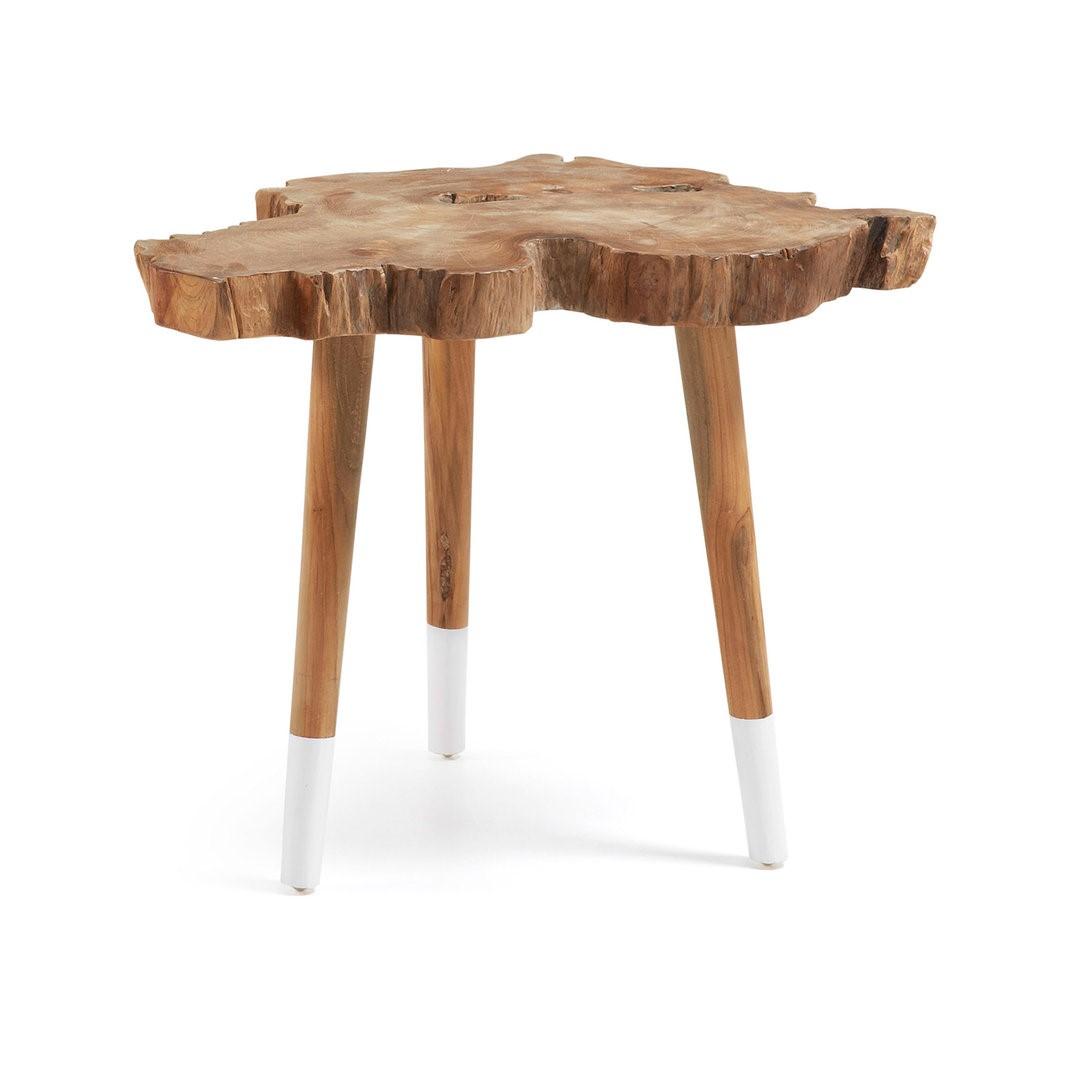 Muebles para casas peque as mesas de centro redondas para for Mesas para ordenador pequenas