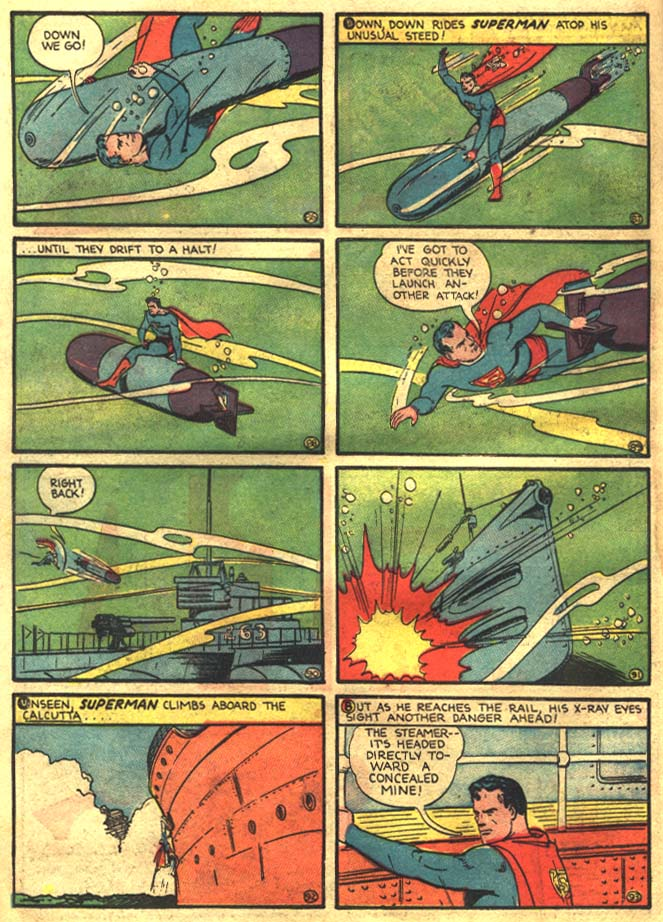 Action Comics (1938) 22 Page 13