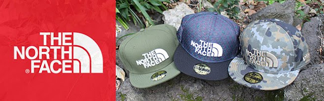 ★US限定アイテム★THE NORTH FACE × NEW ERA