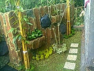 jasa pembuatan kolam relief tebing profesional