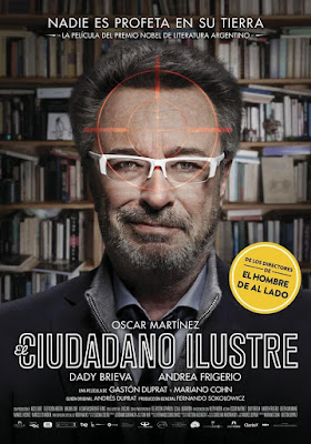 El Ciudadano Ilustre 2016 DVD Custom NTSC Latino