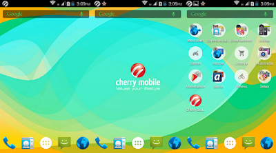 Cherry Mobile Flare Lite 2 Software
