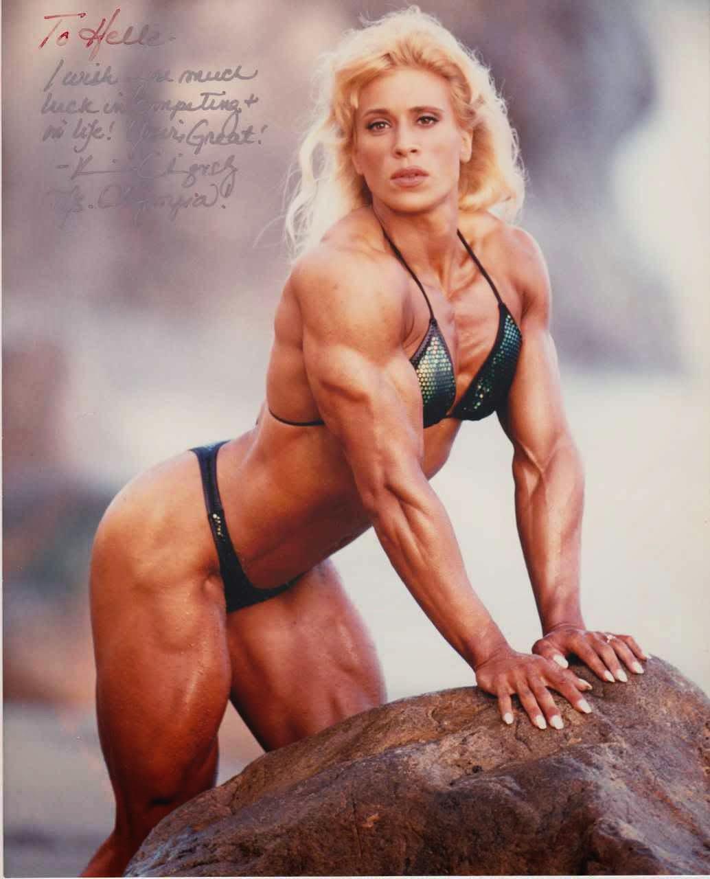 Female Bodybuilder Porn Pictures