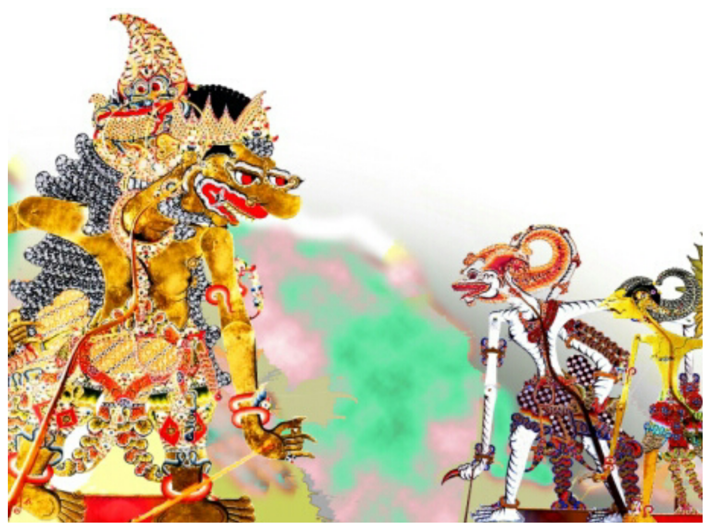 Download Wallpaper Gambar Wayang Gudang Wallpaper