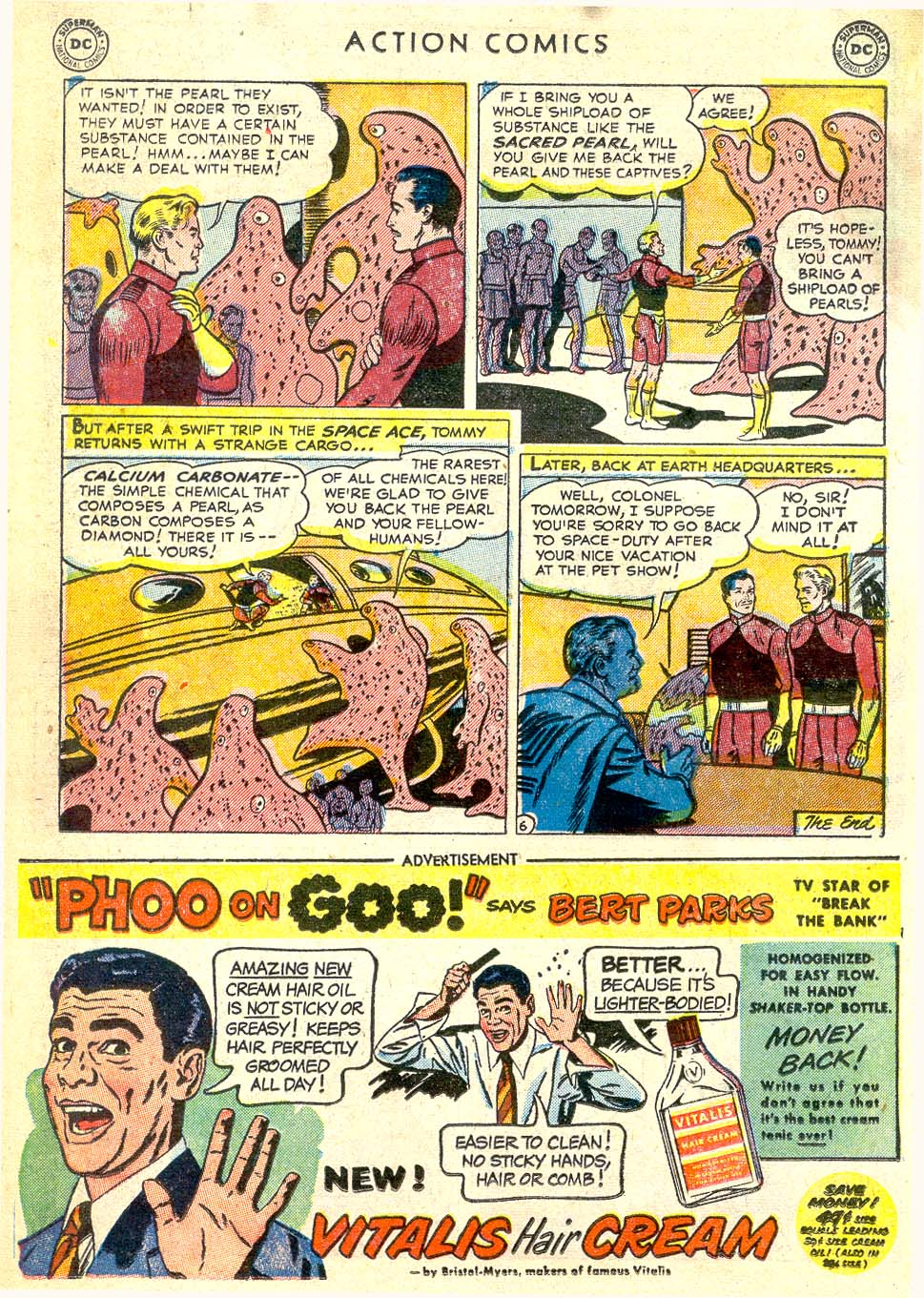 Read online Action Comics (1938) comic -  Issue #164 - 30