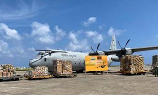 'Operation Sanjeevani'- Launched by IAF to Grant Medical Supplies to Maldives to Fight COVID-19
