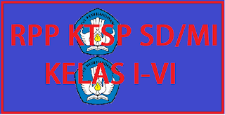 Download RPP KTSP SD/MI Kelas I – VI