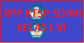 RPP KTSP SD/MI Kelas I-VI