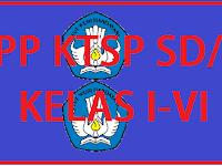 Download RPP KTSP SD/MI Kelas I - VI