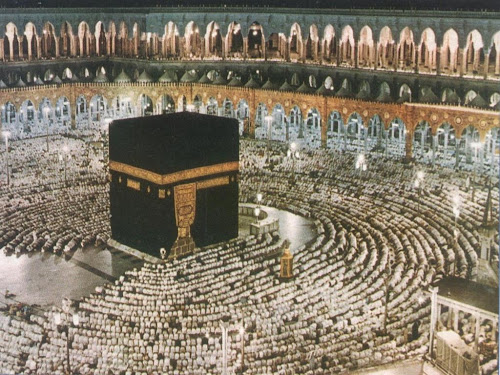 Tradisi Idul Fitri di Arab Saudi
