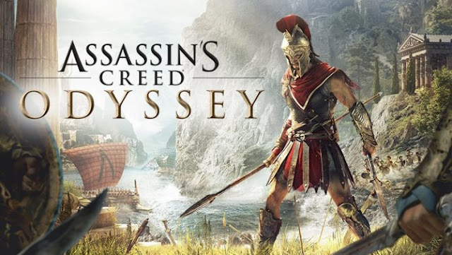 Assassins Creed Odyssey + PC + Full İndir + Full DLC + Türkçe Yama