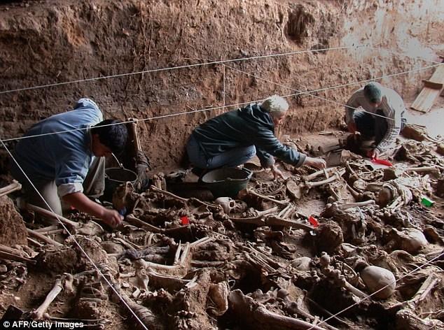 penemuan ribuan tengkorak pembantaian junta militer argentina