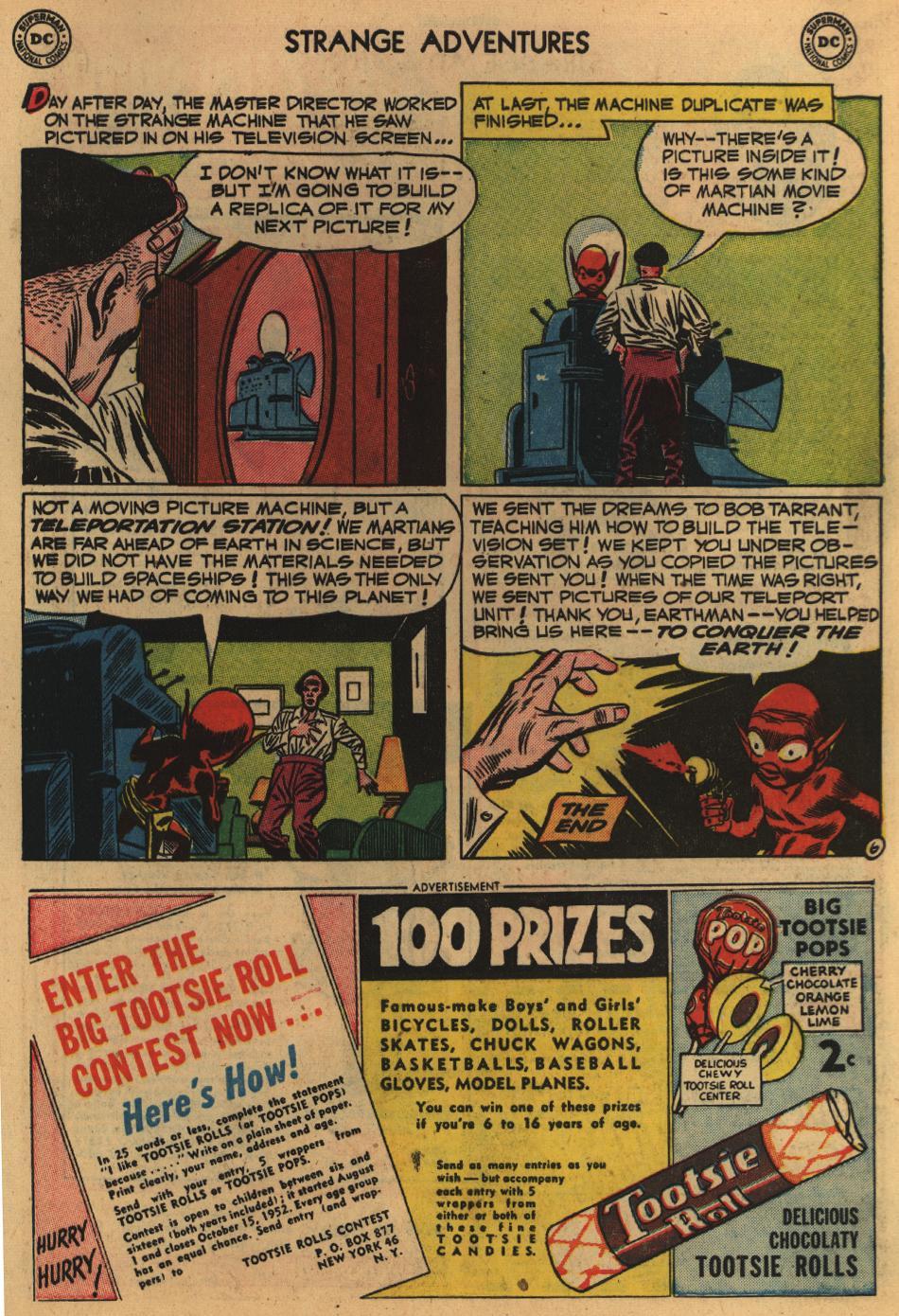 Strange Adventures (1950) issue 26 - Page 33