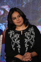 Cute Poja Gandhi in black dress at Dandupalyam 2 Movie press meet  ~  Exclusive 35.JPG
