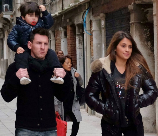 lionel messi wedding argentina