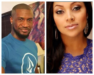 ASSURANCE!! Peter Okoye Gifts His Wife Brand New 2017 Range Rover (See Photos)