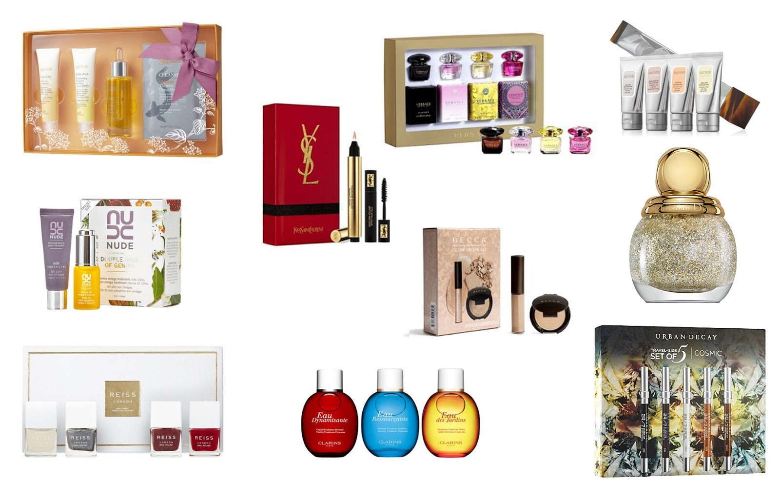 2015 Beauty Christmas Gift Guide Under £25