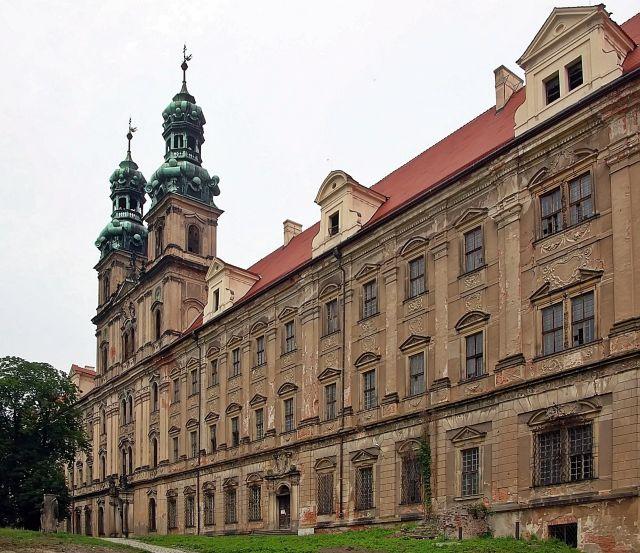 gmach, budowla, klasztor, kościół