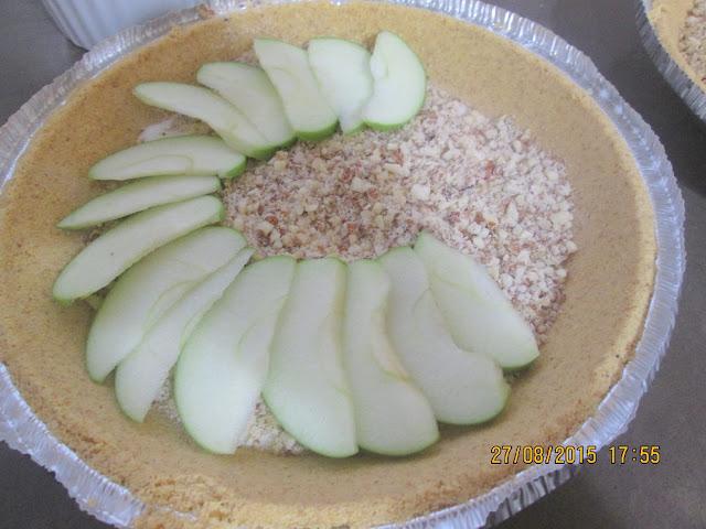 IMG 0348 - פאי תפוחים טעים לראש השנה