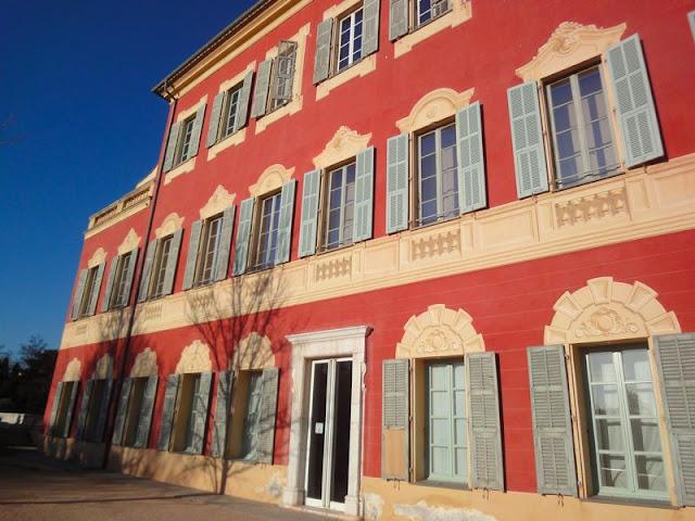 Museu Matisse, Nice