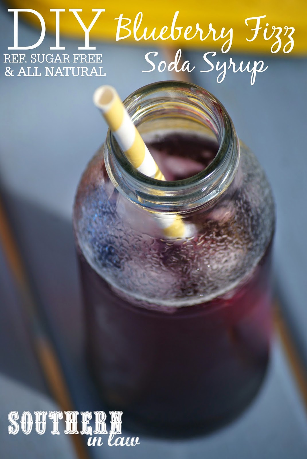 How to make your own Soda Syrups and Soda Flavors - low fat, gluten free, sugar free, all natural