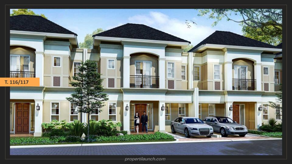 Rumah Savia Park @ Nusa Loka BSD Tipe 116