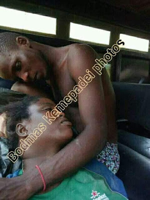 Photos: Man allegedly hacks his 21-year-old wife to death in Bayelsa State over fear she would abandon him for another man