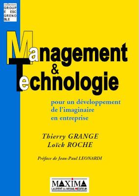 Télécharger Livre Gratuit Management et technologie pour un développement de l'imaginaire en entreprise pdf