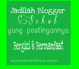 Rezeki dari nge-Blog