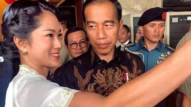 Jokowi Pengen Ada Menteri Cantik, Pintar dan Maksimal Berumur 30 Tahun di Kabinetnya