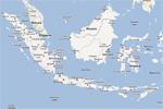 Mapa de las islas de la Sonda