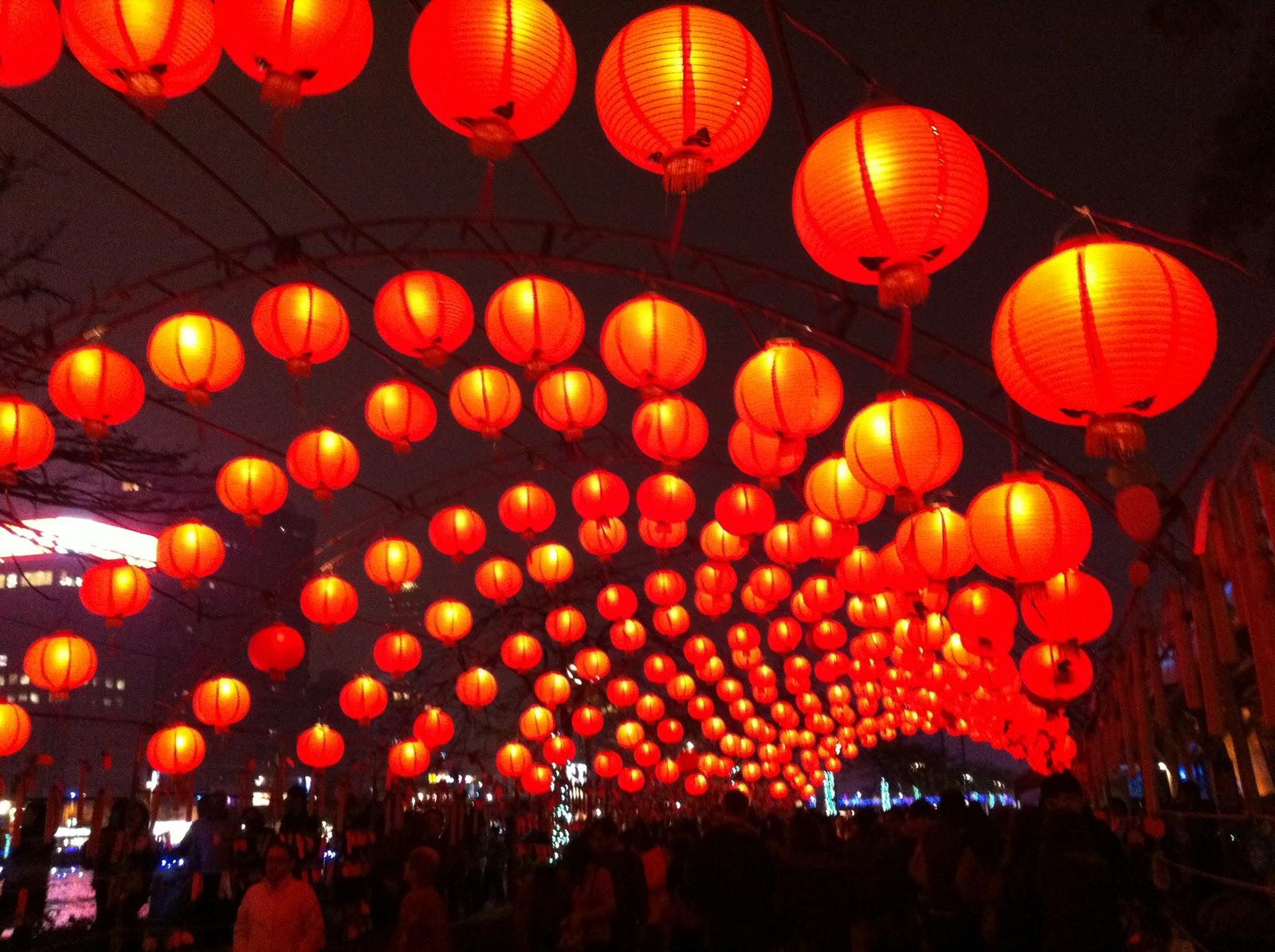 25+ Mind-Blowing Chinese Lantern Festival Celebrations ...