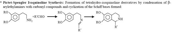 Pictet-Spengler Isoquinoline Synthesis
