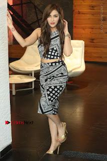 Telugu Actress Angela Krislinzki Latest Pos in Short Dress  0037.JPG