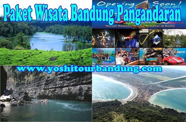 Paket Wisata Bandung Pangandaran
