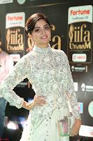 Poonam Kaur in Beautiful Floor Length Gown at IIFA Utsavam Awards 2017  Day 2  Exclusive 28.JPG
