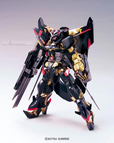 GUNDAM ASTRAY GOLD FRAME AMATSUMINA MBF-P01-Re2 HG 1/144 MODEL KIT GUNDAM SEED ASTRAY