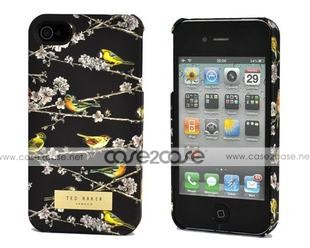 cda1bad79 Apple fashion  Ted Baker case for iphone 4 4s Birdie