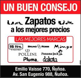 16 Horas, Bruno Rossi, Mingo, Pollini, Panama Jack, Pluma, dakota