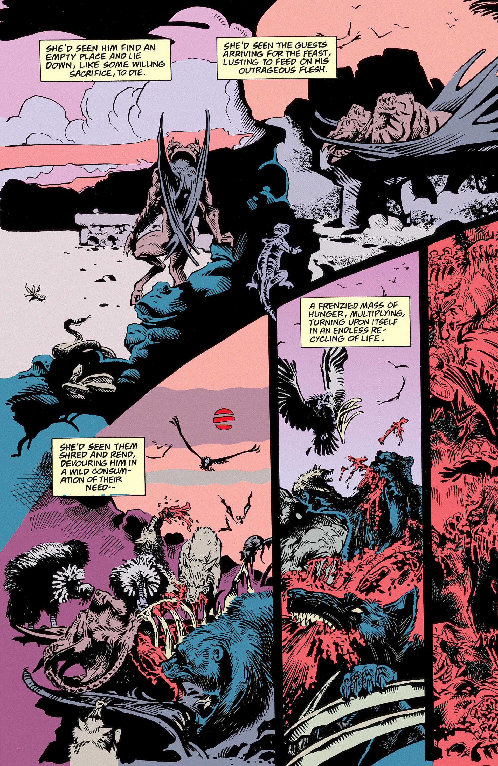 Read online Animal Man (1988) comic -  Issue #56 - 42