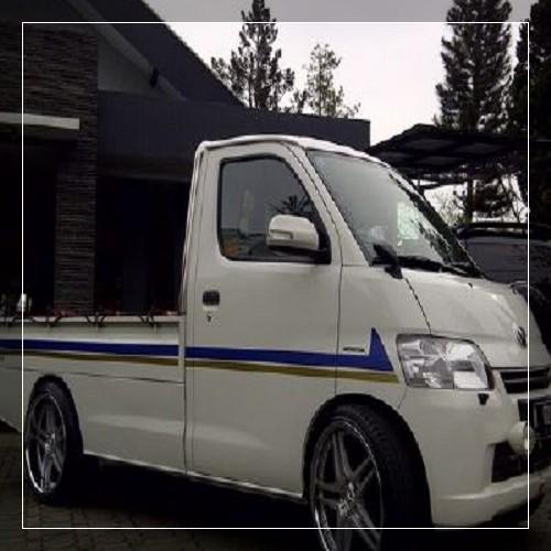 Modifikasi Mobil Box Gran Max L300 T120 Ss Suzuki Futura